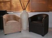 Sillones curvos individuales diseño italiano máximo confort     ***** en promoción *****