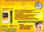OXIMETRO DIGITAL DE DEDO PRINCE 100-C