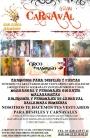 show carnaval primavera zanqueros bailarinas desfiles arlequines circo bambino