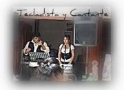 Tecladista Dueto Musical