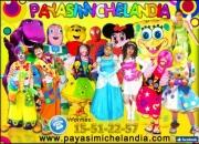 Payasimichelandia payasos y payasitas para tu evento especial - distrito federal y estado de mexico
