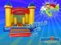 Bouncy4kids Fabrica Brincolines rockolas toros mecanicos sky dancer y más