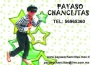 Animación de Fiestas Infantiles--Payaso Chanclitas--