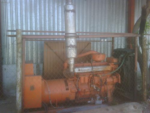 Generador wukesha scania diesel 160 kw perfectas condiciones.