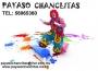 Payaso Chanclitas Animacón de Fiestas Infantiles