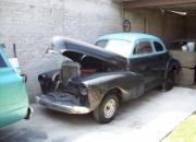 Chevrolet  coupe 1948,  2 puertas
