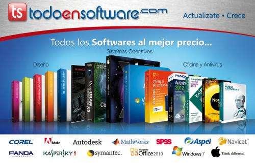 Todo en software