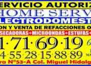 .::HOME SERVICE::. Servicio Mantenimiento Reparacion y Venta de Refacciones