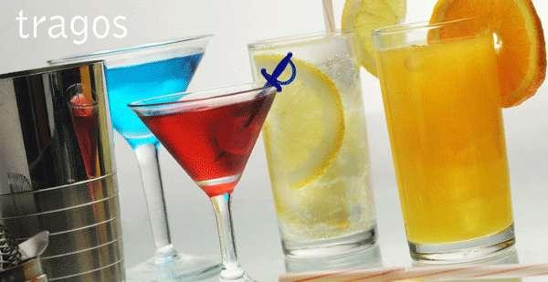 Servicio de barman para fiestas, barra libre, daiquiris, martinis, etc