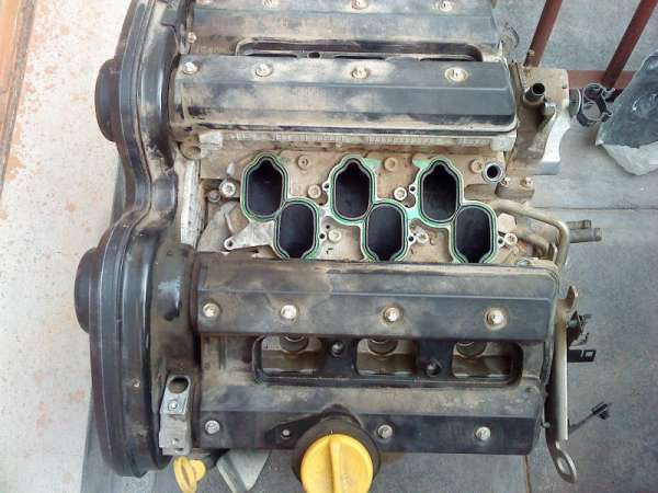 Motor chevrolet vectra 3.2 v6 modelo 2004