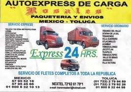 "Transportes ""rosales"" mexico-toluca"