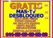 ▼▼▼ MAS-TV  TODOS CANALES  LIBERADOS SIN MENSULIDADES D X VIDA