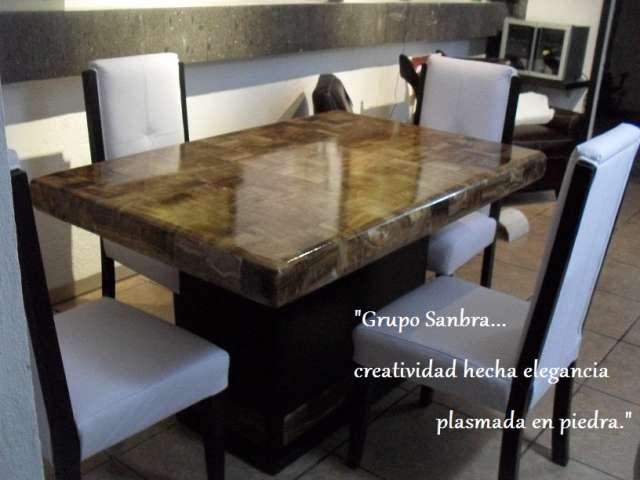 Comedores de onix y marmol directo de fabricantes en Guadalajara ...
