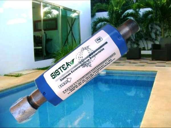 Suavizador de agua para residencias, hoteles, industrias, granjas, deportivos, sistemas de riego en invernaderos y viveros.
