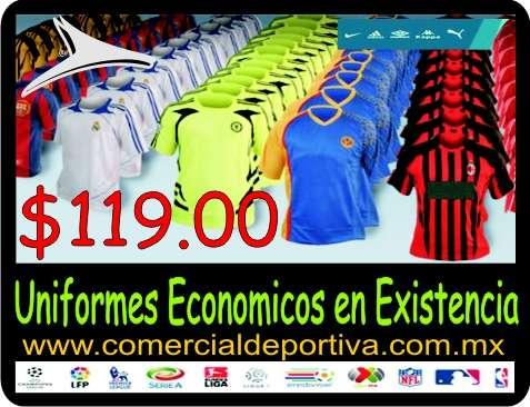 Fotos de Uniformes de futbol desde  119.00 en existencia! en La ... 59737872d8efc