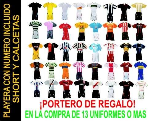 Uniformes de futbol dry-fit desde  144.00 en existencia! en La Piedad -  Artículos deportivos  9f26cd4264f46
