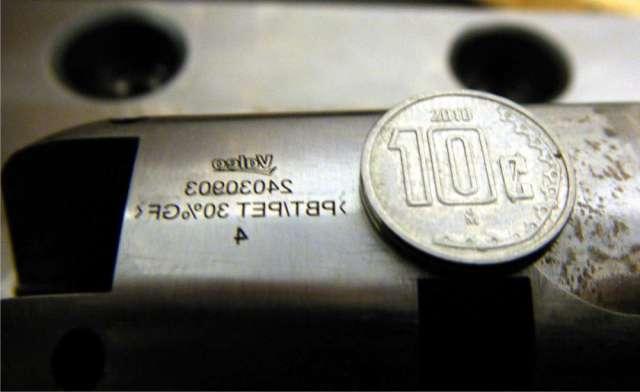 Grabado y marcaje industrial laser 2d y 3d hasta 5 mm profundidad