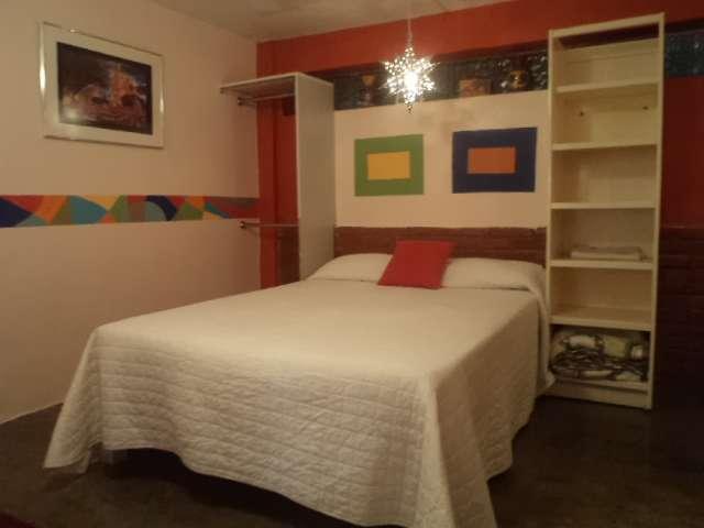 Tiztik 11 a - suites en renta col. guadalupe inn amuebladas desde 71 usd x noche