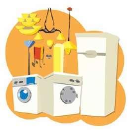 Reparacion de refrigeradores ,lavadoras, secadoras,hornos de microondas