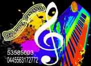 Tecladista Cantante musico para Fiestas, Eventos