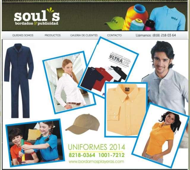 61489b4340 Camisas bordadas