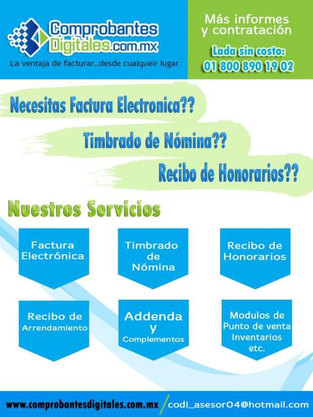 Recibos de nomina digital-cfdi-mexico
