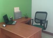 Aprovecha la oportunidad de tener tu propia oficina amueblada
