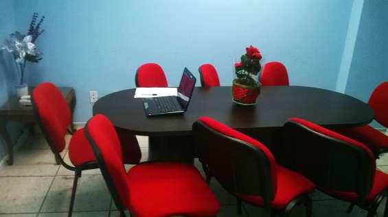 Oficinas amuebladas con servicio de cafeteria