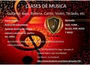 CLASES DE TROMPETA GUITARRA VIOLIN ARPA EN COYOACAN