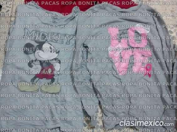 Pacas de ropa americana en colima
