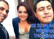 Contratar trios musicales mexico df iztacalco