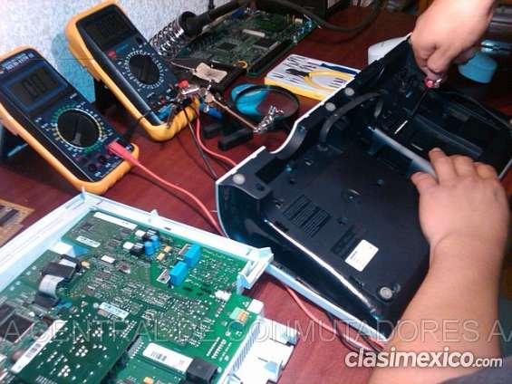 Tel. 8995-9251: programacion - reparacion de conmnutador telefonio