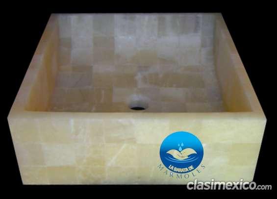 Lavabos en mármol fascinantes