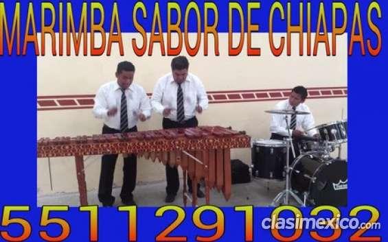 Marimba autentica para su fiesta 5511291032