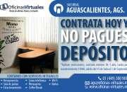 Oficinas nuevas sin pagar deposito