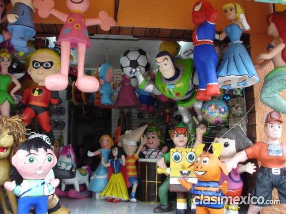 Piatas y articulos para fiestas infantiles en Benito Jurez Otros