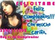 Felicitame hoy es mi cumpleaños