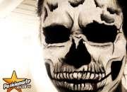 Body Paint y caracterizaciones para Halloween en Ciudad de México