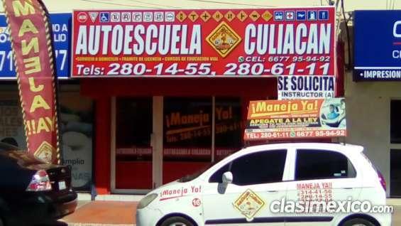 Fotos de Autoescuela de manejo culiacan cursos de manejo aqui 6
