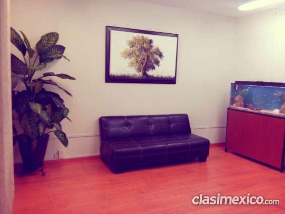 Las mejores oficinas amuebladas en mva center!