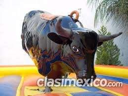 Renta de toros mecanicos