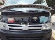 Toyota hiace pasajeros 2013