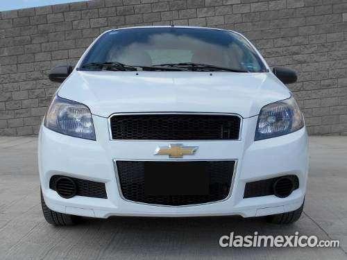 Chevrolet aveo 2016 manual