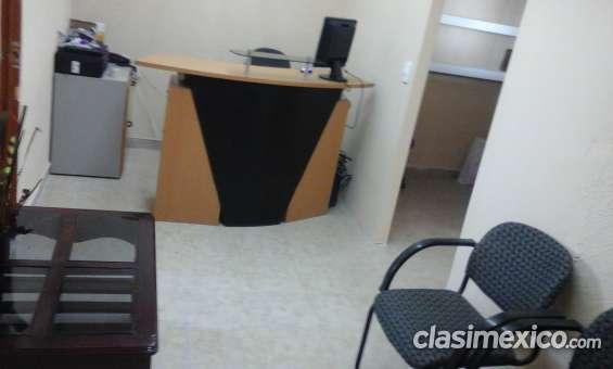 Oficinas amuebladas nuevas en renta naucalpan centro