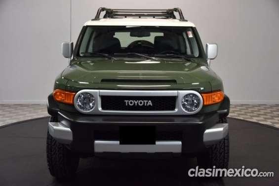 Toyota fj cruiser premium modelo 2012