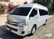 Toyota hiace 2014 para 15 pas