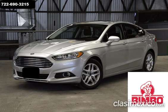Grupo bimbo vende ford fusion 2014