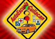 Autoescuela Culiacan cursos con descuento