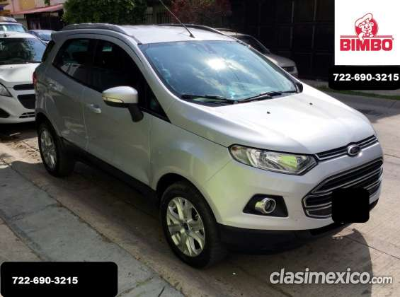 Grupo bimbo vende ford ecosport 2013