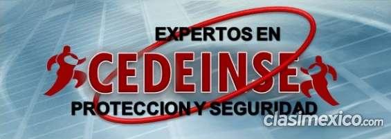 Cedeinse - expertos en protección y seguridad